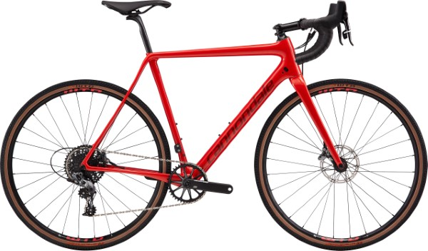 CLOSEOUT Warehouse 2019 Cannondale SuperX SE Force 1