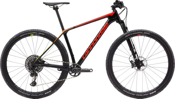CLOSEOUT Warehouse 2019 Cannondale F-Si Carbon 2 - Med, Lrg