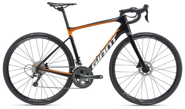 CLOSEOUT Warehouse 2019 Giant Defy Advanced 3 M, M/L, L