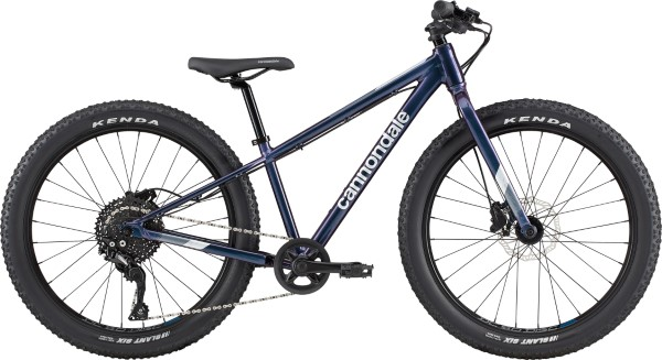 2020 Cannondale Kids Cujo Race 24+