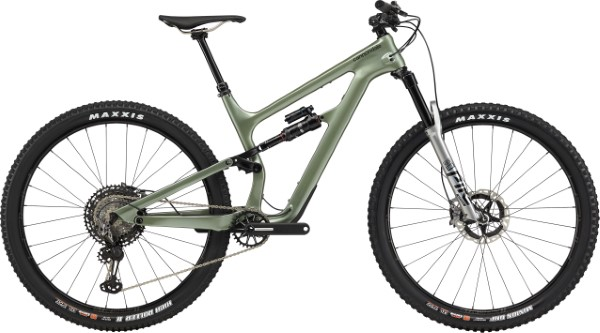 2020 Cannondale Habit Carbon 1