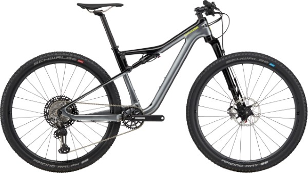2020 Cannondale Scalpel-Si Carbon 2