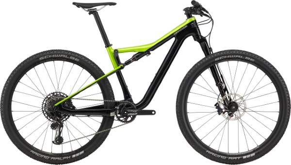2020 Cannondale Scalpel-Si Carbon 4