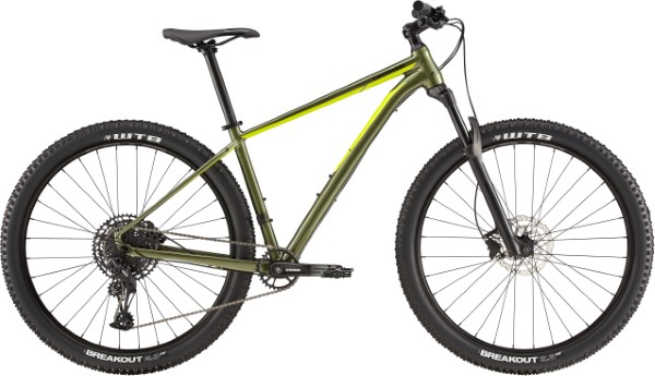 2020 Cannondale Trail 3