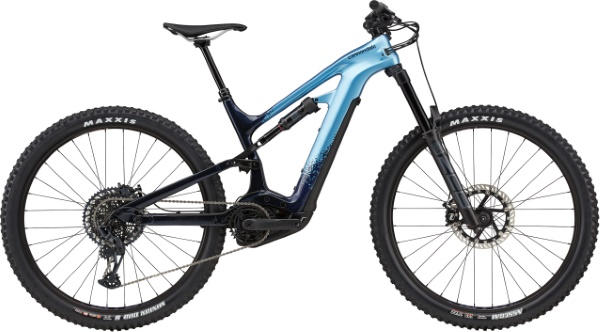 2021 Cannondale Moterra Neo Carbon 2