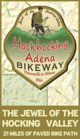 The Hockhocking Adena Bikeway
