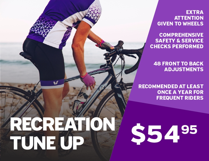 Recreational Tune Up - $54.95