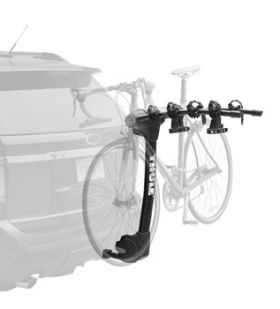 "Thule 9029 Vertex 1.25"" or 2"" Hitch Rack: 4-Bike"