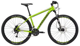 2017     Cannondale  Trail 4