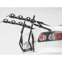 Hollywood Express Trunk Rack - 3 bike capacity