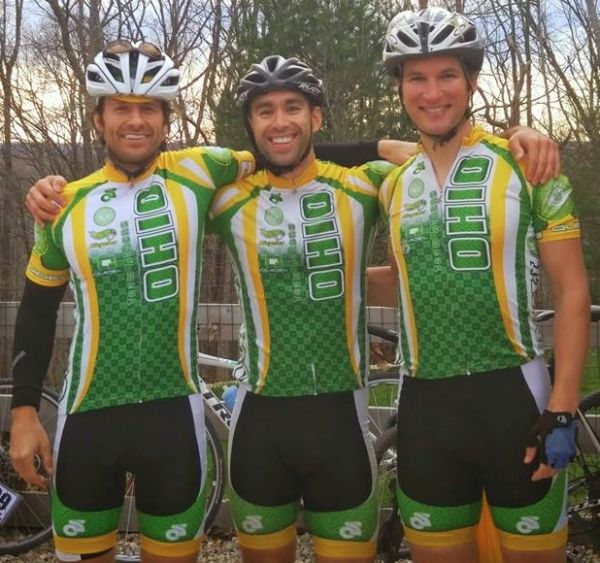 CLOSEOUT Team Athens, Ohio / Alumni Bicycle Jersey