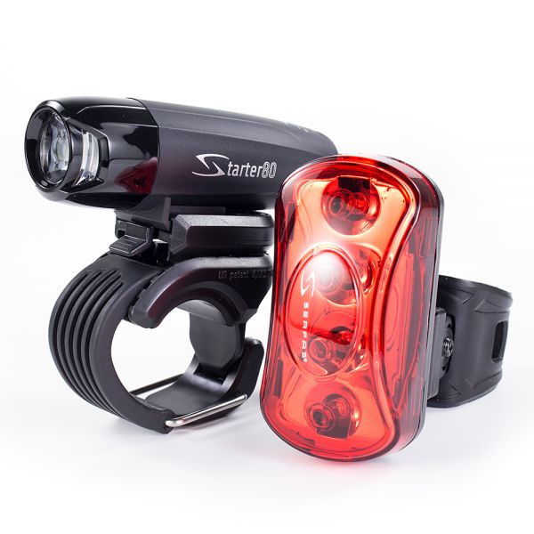 Serfas CP-N6 Combo Light Set