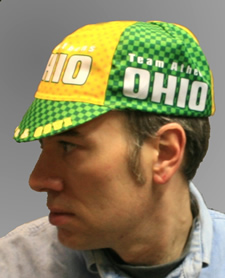Team Athens Ohio Cycling Cap