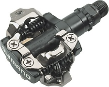 Shimano M520 clipless SPD pedals