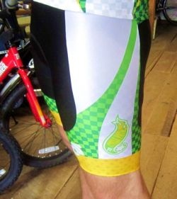CLOSEOUT Team Athens Bib Shorts