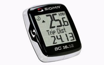 Sigma BC 16.12 Wired Cycling Computer